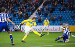 Kilmarnock v St Johnstone..24.11.12      SPL.Murray Davidson scores for saints.Picture by Graeme Hart..Copyright Perthshire Picture Agency.Tel: 01738 623350  Mobile: 07990 594431