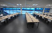 SCHAATSEN: HEERENVEEN: IJsstadion Thialf, Ver(nieuw)bouw, ©foto Martin de Jong