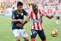 Atletico Junior vs Uniautonoma, 23-07-2014