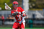 May 3, 2009:  #10 James Green of Ohio State in action during the NCAA Lacrosse game between Notre Dame and Ohio State at GWLL Tournament in Birmingham, Michigan. Notre Dame defeated OSU 16-7. (Credit Image: Rick Osentoski/Cal Sport Media)