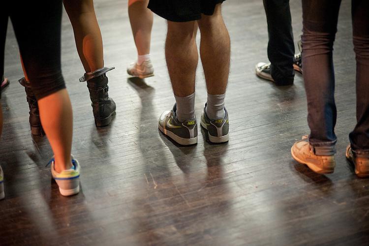 Dance Workshop in MemAud, Sept 16 2011