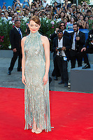 Emma Stone  at the opening ceremony and the premiere of  at the 2016 Venice Film Festival.<br /> August 31, 2016  Venice, Italy<br /> CAP/KA<br /> &copy;Kristina Afanasyeva/Capital Pictures /MediaPunch ***NORTH AND SOUTH AMERICAS ONLY***