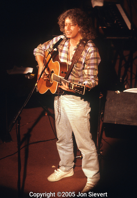 Arlo Guthrie, Oct 1984.Great American Music Hall