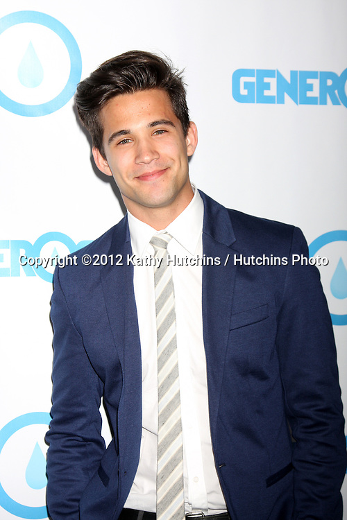 LOS ANGELES - MAY 4:  Dez Duron arrives at the 4th Annual Night of Generosity Gala Event at Hollywood Roosevelt Hotel on May 4, 2012 in Los Angeles, CA