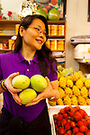 Toronto's Chinatown District. Pictured here is K&K Specialty Produce