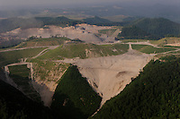 Mountaintop removal is a mining practice drastically transforming Appalachia.  It is an antiseptic term used to describe the most profound assault on land imaginable.  <br />