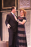 """All My Children's Jane Brockman & Mark Epperson - Cast in """"It Shoulda Been You"""" - a new musical comedy - at the Gretna Theatre, Mt. Gretna, PA on July 30, 2016. (Photo by Sue Coflin/Max Photos)"""