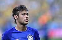FUSSBALL WM 2014  VORRUNDE    Gruppe A    12.06.2014 Brasilien - Kroatien Neymar (Brasilien)
