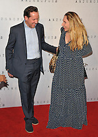 Ben Miller and Jessica Parker at the &quot;Anthropoid&quot; UK film premiere, BFI Southbank, Belvedere Road, London, England, UK, on Tuesday 30 August 2016.<br /> CAP/CAN<br /> &copy;CAN/Capital Pictures /MediaPunch ***NORTH AND SOUTH AMERICAS ONLY***