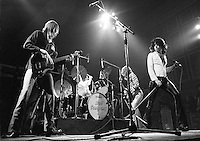 Bad Company performing in 1974. Credit: Ian Dickson/MediaPunch