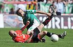 Fussball 1.BL 2007/2008: SV Werder Bremen - Hannover 96