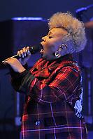 MAR 21 Emeli Sandé performing at Brixton Academy
