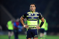 Isa Nacewa of Leinster Rugby looks on. European Rugby Champions Cup match, between Northampton Saints and Leinster Rugby on December 9, 2016 at Franklin's Gardens in Northampton, England. Photo by: Patrick Khachfe / JMP