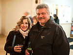 WATERBURY,  CT-011417JS24--Rose and Ken Girardin of Plantsville, at the opening night of &quot;Showstoppers: Broadway at Seven Angels Theatre&quot;. <br /> Jim Shannon Republican-American