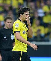 Fussball 1. Bundesliga :  Saison   2012/2013   8. Spieltag  20.10.2012 Borussia Dortmund - FC Schalke 04 Mats Hummels (Borussia Dortmund)