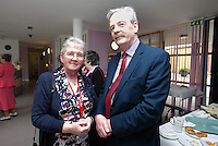***NO FEE PIC ***<br /> 11/06/2014<br /> (L to R) Caitriona O Hara &amp;<br /> Declan Dunne during The Mercy Law Resource Centre's Annual Report for 2013 at Sophia Housing on Cork Street, Dublin.<br /> Photo:  Gareth Chaney Collins