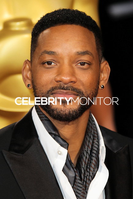 HOLLYWOOD, CA, USA - MARCH 02: Will Smith at the 86th Annual Academy Awards held at Dolby Theatre on March 2, 2014 in Hollywood, Los Angeles, California, United States. (Photo by Xavier Collin/Celebrity Monitor)