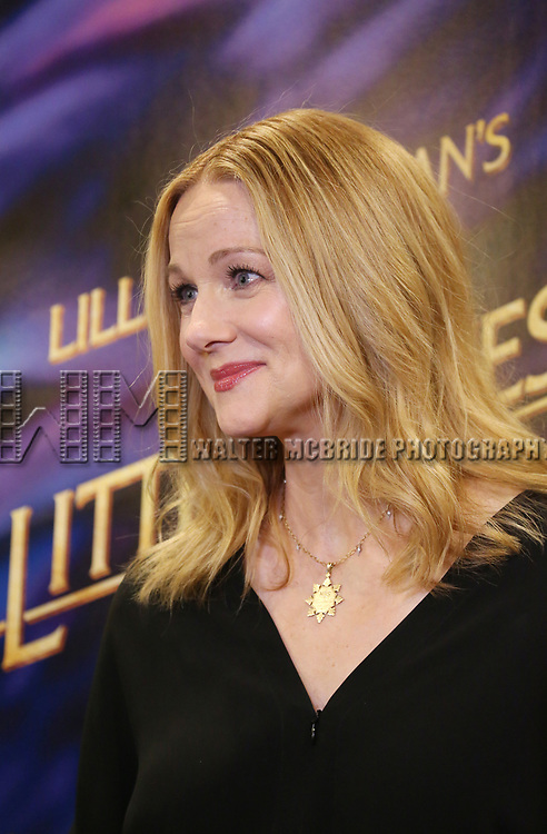 Laura Linney attending the Broadway Opening Night After Party for 'The Little Foxes' at the Copacabana on April 19, 2017 in New York City.