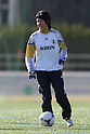 Mizuki Nakamura (JPN), ..FEBRUARY 12, 2012 - Football / Soccer : Nadeshiko Japan team training Wakayama camp at Kamitonda Sports Center in Wakayama, Japan. (Photo by Akihiro Sugimoto/AFLO SPORT) [1080]