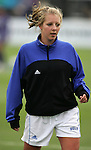 UCLA's Stephanie Kron. The University of Portland Pilots defeated the UCLA Bruins 4-0 to win the NCAA Division I Women's Soccer Championship game at Aggie Soccer Stadium in College Station, TX, Sunday, December 4, 2005.