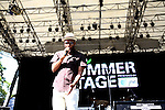 Kenny Lattimore Peforms at the 4th Annual R&B Fest 2012 Eric Benet, Salt-n-Pepa, Christopher Williams, Kenny Lattimore, Q Parker, DJ DWIZ Presented in Association with: Globe Star Media and WBLS held at SummerStage Central Park, NY 8/12/12