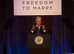 Freedom to Marry Celebration In New York City at Cipriani Wall Street