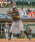 22 March 2015: Pittsburgh Pirates outfielder Tito Polo in Spring Training action against the Houston Astros at Osceola County Stadium in Kissimmee, Florida. The Astros defeated the Pirates 14-2 in Grapefruit League play. Mandatory Credit: Ed Wolfstein Photo *** RAW (NEF) Image File Available ***