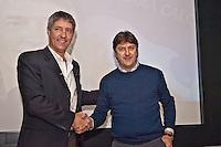 Cristiano Bergodi, il nuovo allenatorte del Pescara Calcio