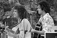 Bill Seiden and Paul Zimmerman Performing 1977-06-24