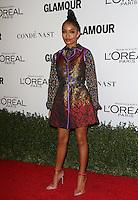 LOS ANGELES, CA - NOVEMBER 14: Yara Shahidi at  Glamour's Women Of The Year 2016 at NeueHouse Hollywood on November 14, 2016 in Los Angeles, California. Credit: Faye Sadou/MediaPunch