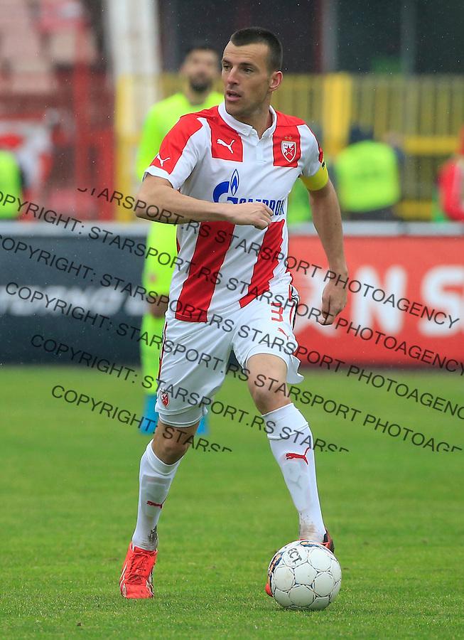 Fudbal Jelen Super League season 2015-2016<br /> Crvena Zvezda v Vozdovac<br /> Aleksandar Lukovic<br /> Beograd, 28.11.2015.<br /> foto: Srdjan Stevanovic/Starsportphoto&copy;