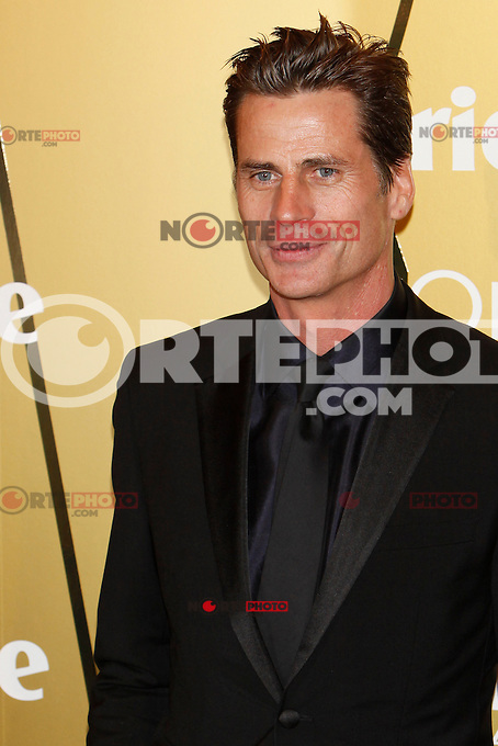 Mark Vanderloo attend Marie Claire Prix de la Moda awards 2012 at French Embassy in Madrid. November 22, 2012. (ALTERPHOTOS/Caro Marin) /NortePhoto