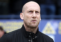 Reading's Manager Jaap Stam <br /> <br /> Photographer Mick Walker/CameraSport<br /> <br /> The EFL Sky Bet Championship - Preston North End v Reading - Saturday 11th March 2017 - Deepdale - Preston<br /> <br /> World Copyright &copy; 2017 CameraSport. All rights reserved. 43 Linden Ave. Countesthorpe. Leicester. England. LE8 5PG - Tel: +44 (0) 116 277 4147 - admin@camerasport.com - www.camerasport.com