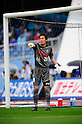 Rikihiro Sugiyama (Frontale), APRIL 23, 2011 - Football : 2011 J.LEAGUE Division 1 between Kawasaki Frontale 1-2  Vegalta Sendai at Kawasaki Todoroki Stadium, Kanagawa, Japan. (Photo by Atsushi Tomura /AFLO SPORT) [1035]
