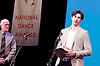 The Critics' Circle National Dance Awards 2016 <br /> at the Lilian Baylis Studio, Sadler's Wells, London, Great Britain <br /> <br /> 6th February 2017 <br /> <br /> Reece Clarke <br /> WINNER Emerging Artist <br /> <br /> Photograph by Elliott Franks <br /> Image licensed to Elliott Franks Photography Services