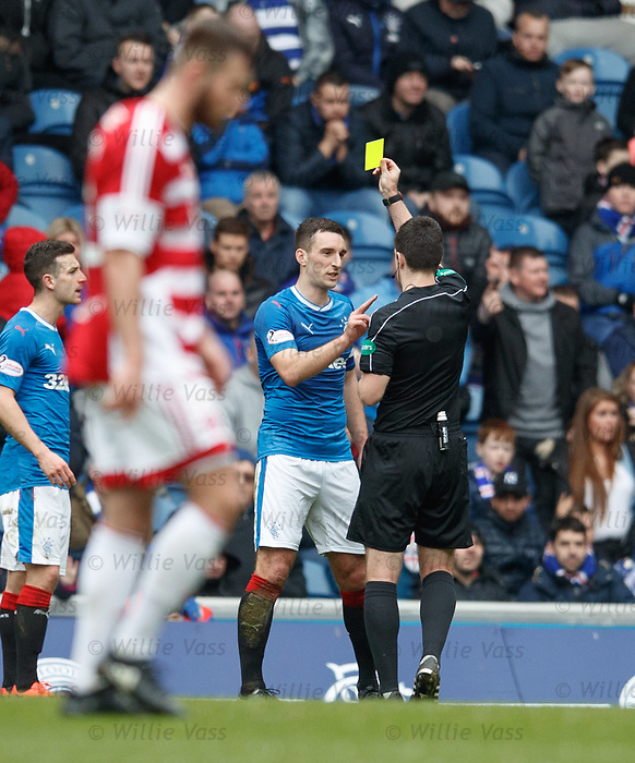 Lee Wallace booked