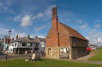 Elizabethan town Hall Aldeburgh, East Anglia, Suffolk, England