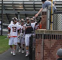 Princeton Lacrosse 2015 Harvard
