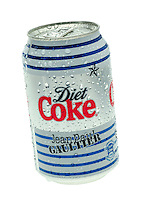 Can Diet Coke Designed by Jean Paul Gaultier - Nov 2013.