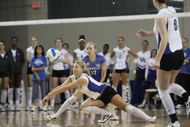 The UK volleyball team plays Ole Miss and Arkansas. Photo by Scott Hannigan   Staff