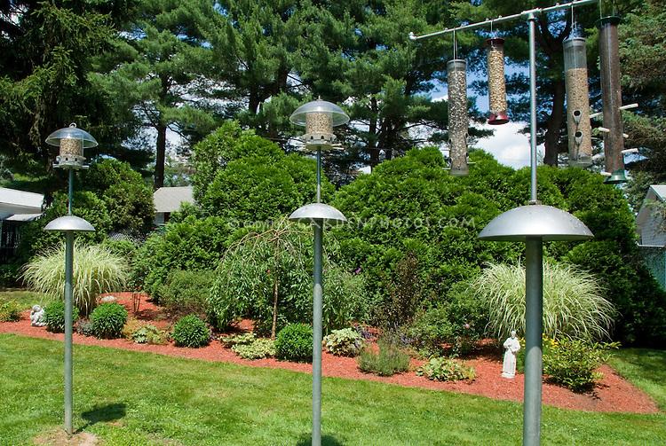 Garden bird feeder images - Bird feeder garden designs ...