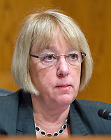 United States Senator Patty Murray (Democrat of Washington), ranking member of the US Senate Committee on Health, Education, Labor &amp; Pensions, makes her opening statement during the confirmation hearing for R. Alexander Acosta, Dean of Florida International University College of Law and US President Donald J. Trump's nominee for US Secretary of Labor, on Capitol Hill in Washington, DC on Wednesday, March 22, 2017.<br /> Credit: Ron Sachs / CNP /MediaPunch