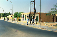 Libia, Ghadhames .La città nuova