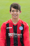 St Johnstone FC 2013-14<br /> Dylan Easton<br /> Picture by Graeme Hart.<br /> Copyright Perthshire Picture Agency<br /> Tel: 01738 623350  Mobile: 07990 594431