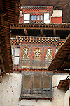Asia, Bhutan, Wangdue. Wangdu Phodrang Dzong.
