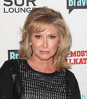 Kathy Hilton.Bravo's Andy Cohen's Book Release Party For &quot;Most Talkative: Stories From The Front Lines Of Pop Held at SUR Lounge, West Hollywood, California, USA..May 14th, 2012.headshot portrait black        .CAP/ADM/KB.&copy;Kevan Brooks/AdMedia/Capital Pictures.