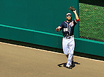 30 May 2011: Washington Nationals outfielder Jayson Werth in action against the Philadelphia Phillies at Nationals Park in Washington, District of Columbia. The Phillies defeated the Nationals 5-4 to take the first game of their 3-game series. Mandatory Credit: Ed Wolfstein Photo
