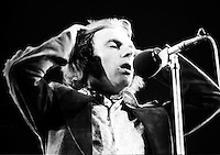 Van Morrison performing 1973 Credit:  Ian Dickson / MediaPunch