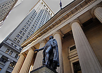 Federal Hall National Memorial New York City, NY