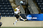 13 December 2013: Maryland's Jereme Raley. The University of Maryland Terripans played the University of Virginia Cavaliers at PPL Park in Chester, Pennsylvania in a 2013 NCAA Division I Men's College Cup semifinal match. Maryland won the game 2-1.